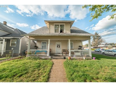Washougal Multi Family Home For Sale: 1833 C St