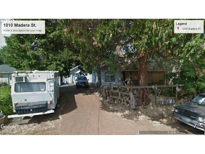 Eugene Single Family Home For Sale: 1010 Madera St