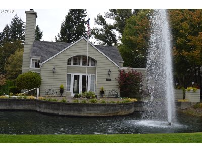Wilsonville Condo/Townhouse For Sale: 8600 SW Curry Dr #B