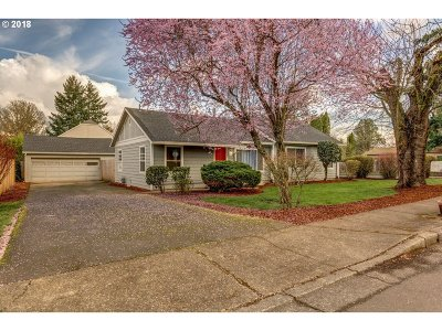 Beaverton, Aloha Single Family Home For Sale: 3240 SW 178th Ave