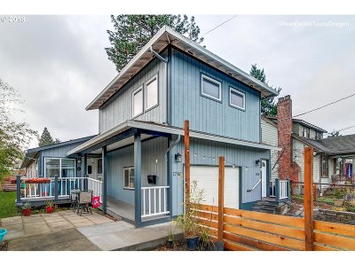 Portland OR Multi Family Home For Sale: $579,000