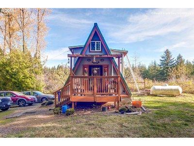 Estacada Single Family Home For Sale: 27111 S Hillockburn Rd