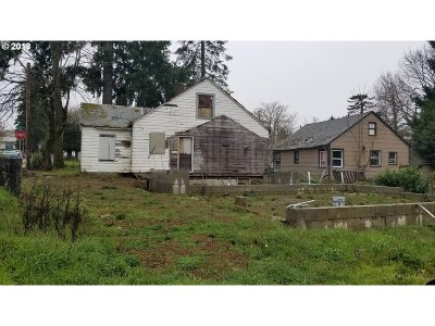Vancouver Single Family Home For Sale: 3201 O St