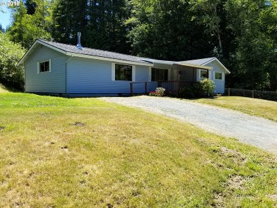 Coquille OR Single Family Home For Sale: $244,900