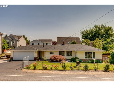 Gresham, Troutdale, Fairview Single Family Home For Sale: 4638 SE Salquist Rd