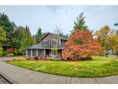 Single Family Home For Sale: 12570 NW Creekside Dr