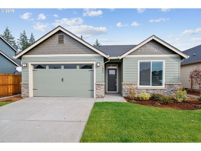 Canby Single Family Home For Sale: 1058 S Walnut St #Lot79