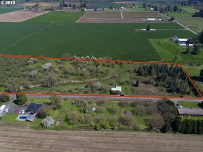 Woodburn Farm & Ranch Sold: 14327 Union School Rd