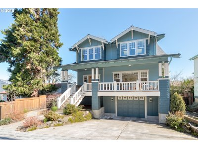 Single Family Home For Sale: 2126 NW 32nd Ave