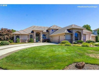 Brush Prairie Single Family Home For Sale: 13107 NE 246th Ave
