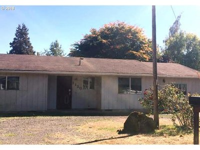 Single Family Home For Sale: 1120 Ash St
