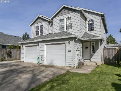 Cornelius Single Family Home For Sale: 1284 S Heather St