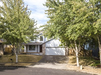 Beaverton Single Family Home For Sale: 13405 SW Gallop Ct