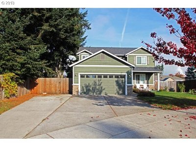 Eugene Single Family Home For Sale: 4221 Heins Ct