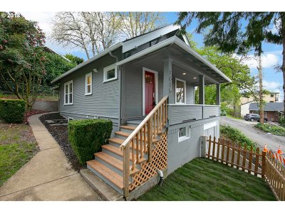 Single Family Home For Sale: 7615 SW Fulton Park Blvd