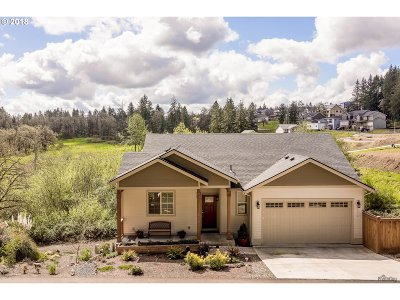 Eugene Single Family Home For Sale: 3278 Timberline Dr