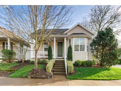 Wilsonville, Canby, Aurora Single Family Home For Sale: 7510 SW Thornton Dr
