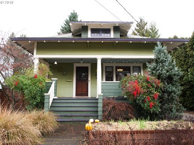 Single Family Home For Sale: 17 SE 50th Ave