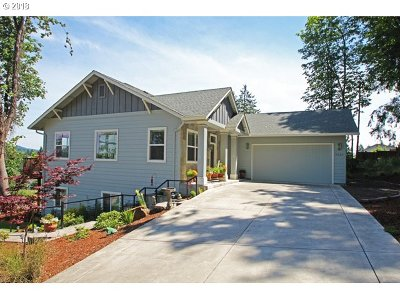 Springfield Single Family Home For Sale: 3524 Vitus Ln