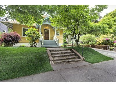 Portland Single Family Home For Sale: 2325 NE 15th Ave
