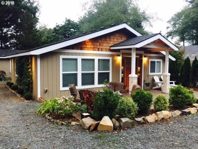 Cannon Beach Single Family Home For Sale: 132 Elliott Way