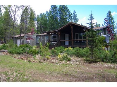 Goldendale WA Single Family Home Sold: $205,000