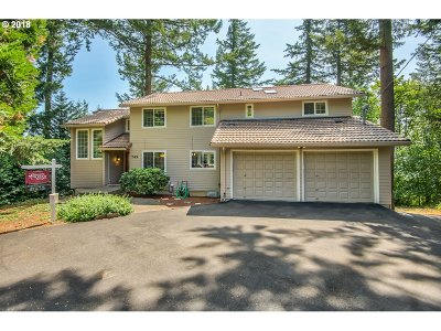Single Family Home For Sale: 745 SW Viewmont Dr