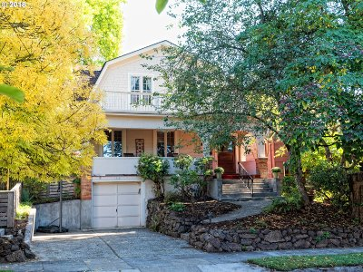 Single Family Home For Sale: 1032 SE 55th Ave