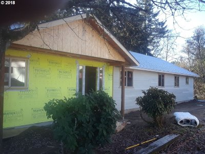Scappoose Single Family Home For Sale: SW Taylor St