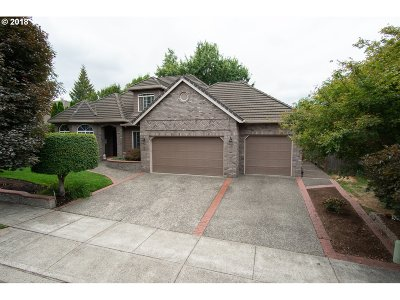Tualatin Single Family Home For Sale: 17475 SW 108th Pl
