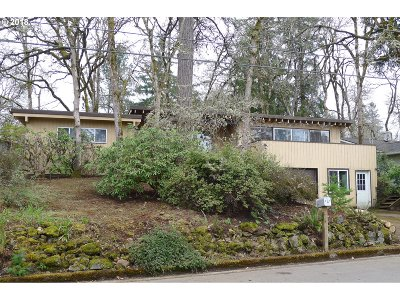 Eugene Single Family Home For Sale: 54 W 35th Ave