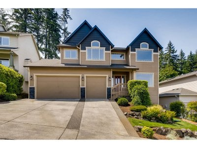 Camas Single Family Home For Sale: 2540 NW 35th Cir