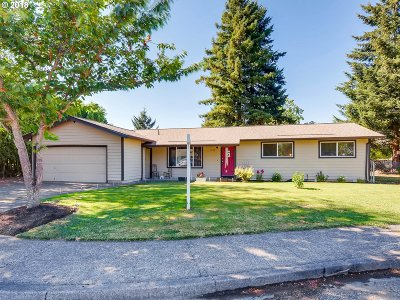 McMinnville Single Family Home For Sale: 1335 SW 1st Ct