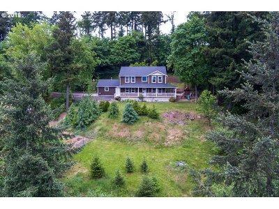 Mulino Single Family Home For Sale: 26030 S Eldorado Rd