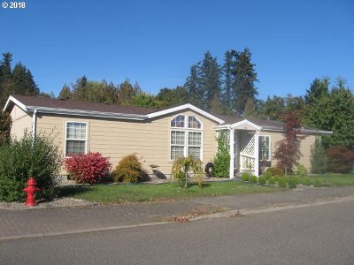 Canby Single Family Home For Sale: 1655 S Elm St #200