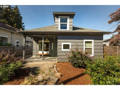 Single Family Home For Sale: 4005 SE 33rd Ave