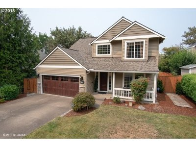 Tigard Single Family Home For Sale: 14297 SW Walnut Ln