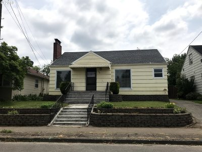 Clackamas County, Multnomah County, Washington County Single Family Home For Sale: 524 N Holland St