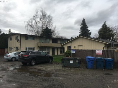 Salem OR Multi Family Home For Sale: $650,000