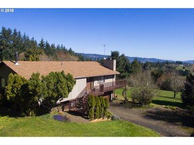 Newberg, Dundee, Mcminnville, Lafayette Single Family Home For Sale: 12780 NE Faircrest Dr