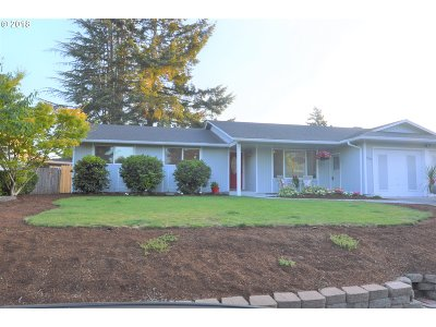 Keizer Single Family Home For Sale: 5385 Arcade Ave
