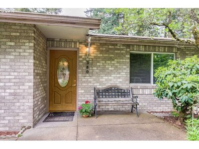 Single Family Home For Sale: 380 NE 178th Ave