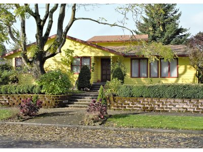 Clackamas County, Multnomah County, Washington County Single Family Home Bumpable Buyer: 6207 N Concord Ave