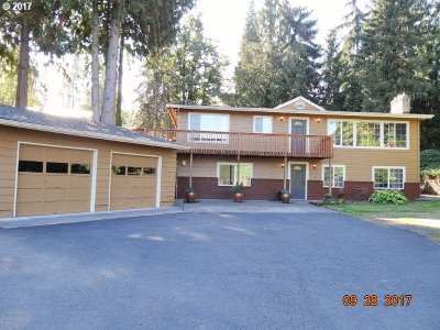 Gresham, Troutdale, Fairview Single Family Home For Sale: 32220 SE Oxbow Dr
