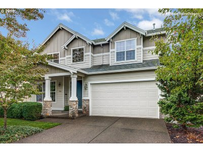 Tigard Single Family Home For Sale: 14266 SW Woodhue St