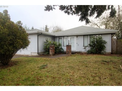 Eugene Single Family Home For Sale: 4582 Liberty St