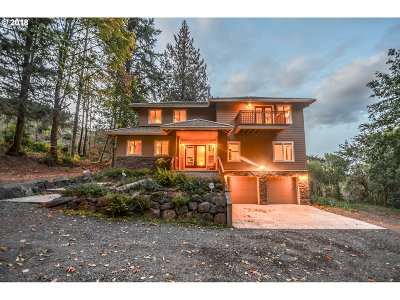 Newberg, Dundee, Lafayette Single Family Home Bumpable Buyer: 20250 SW Jaquith Rd