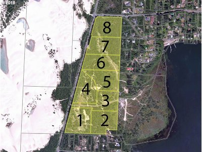Florence Residential Lots & Land For Sale: Cedar Dunes #8