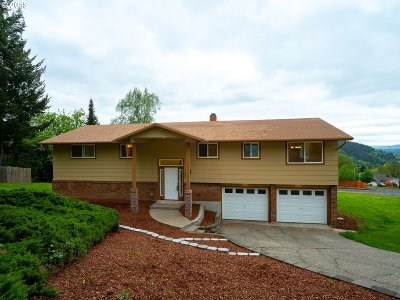 Happy Valley Single Family Home For Sale: 11460 SE Valley View Ter