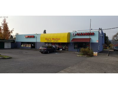 Milwaukie, Gladstone Commercial For Sale: 480 Portland Ave